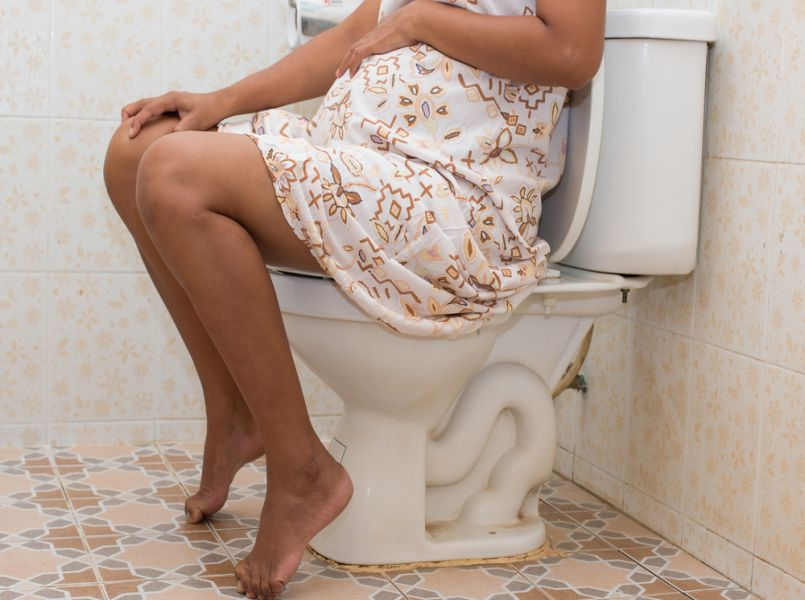 The most embarrassing pregnancy ailments