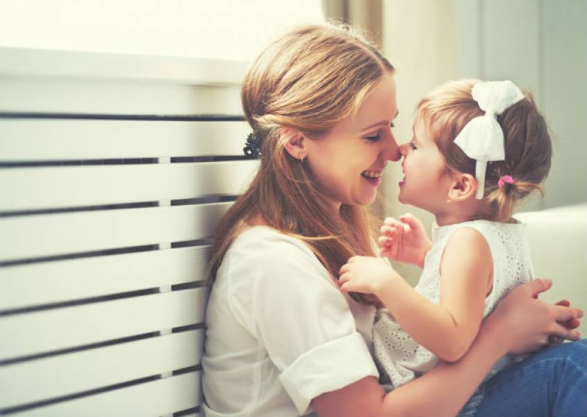 Signs that you are doing well as a mother