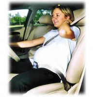 Travel during pregnancy Seatbelts